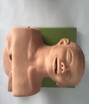 Maniquí de Entrenamiento para Intubación Electrónico